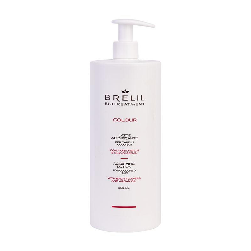 Фото - Brelil Professional Молочко Окисляющее Biotreatment, 1000 мл маска для окрашенных волос brelil biotreatment colour 220 мл