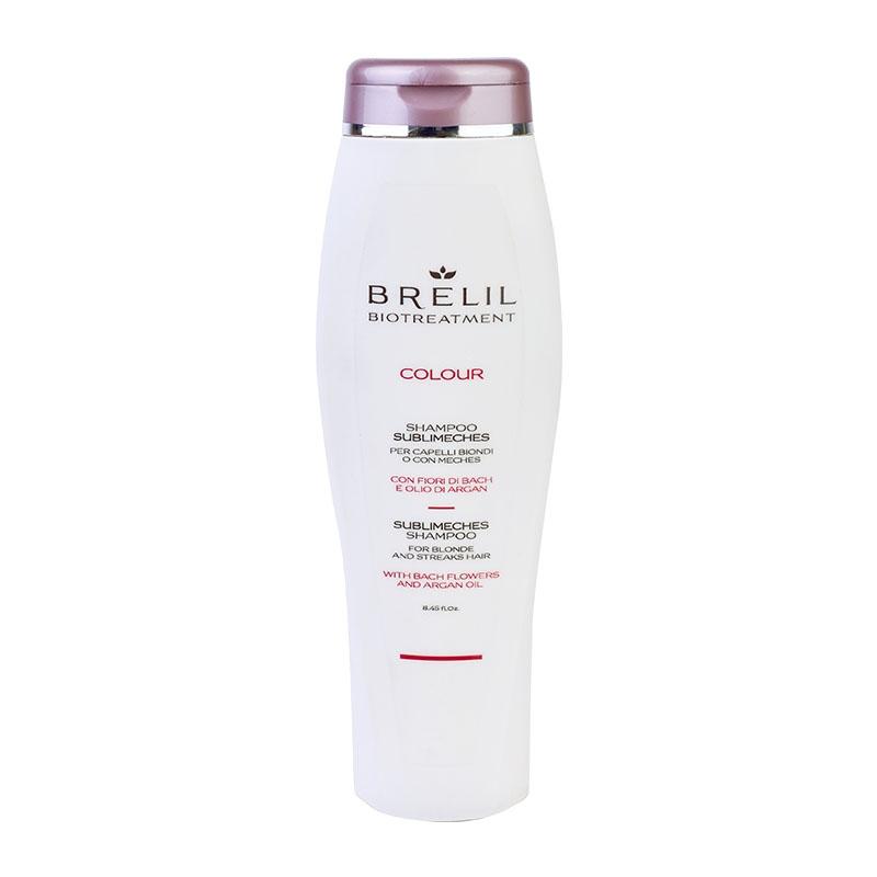 Фото - Brelil Professional Шампунь для Мелированных Волос Biotreatment, 250 мл маска для окрашенных волос brelil biotreatment colour 220 мл