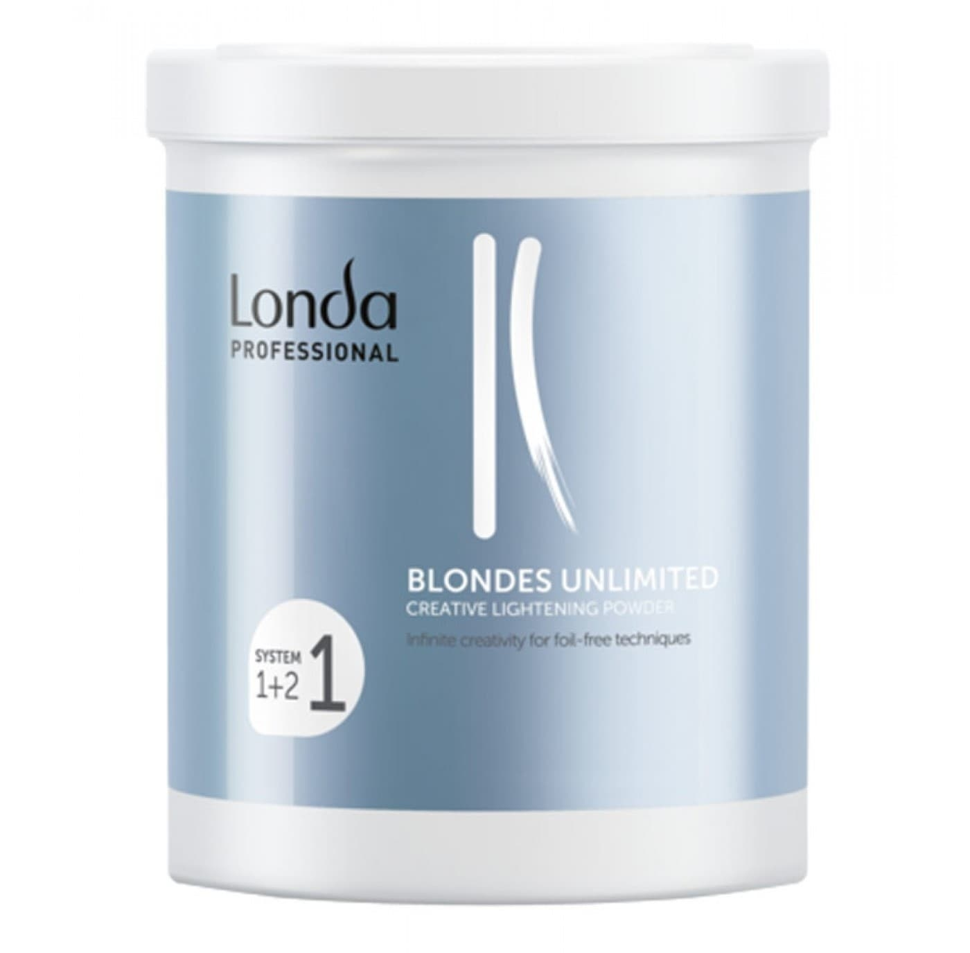 LONDA Пудра Blondes Unlimited Креативная Осветляющая, 400 мл