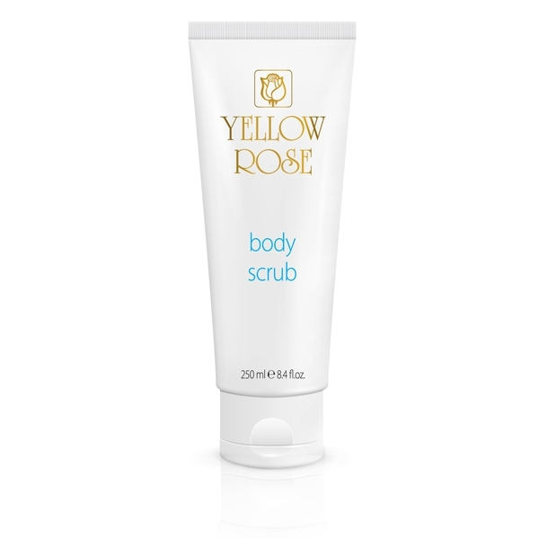 Yellow Rose Скраб Body Scrub для Тела, 250 мл