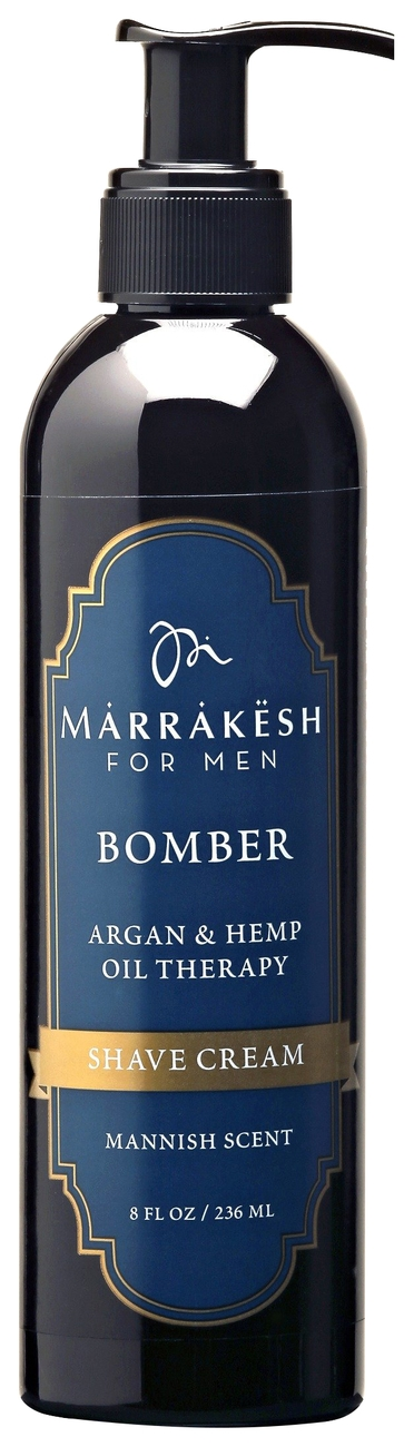 Marrakesh Крем для Бритья Bomber, 118 мл