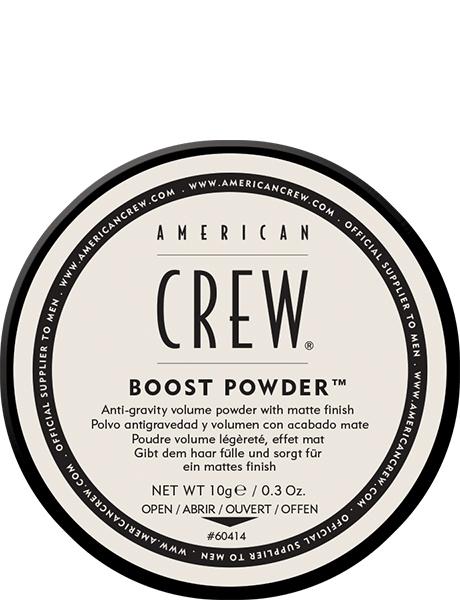American Crew Пудра для Объема с Матовым Эффектом Boost Power, 10г цены онлайн