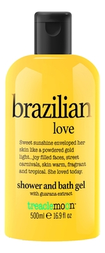 Treaclemoon Гель Brazilian LoveBath & Shower GelдляДушаБразильская Любовь, 500мл