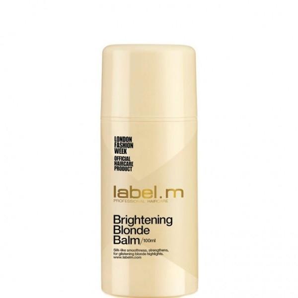 Label.m Бальзам Brightening Blonde Balm Осветляющий для Блондинок, 100 мл недорого