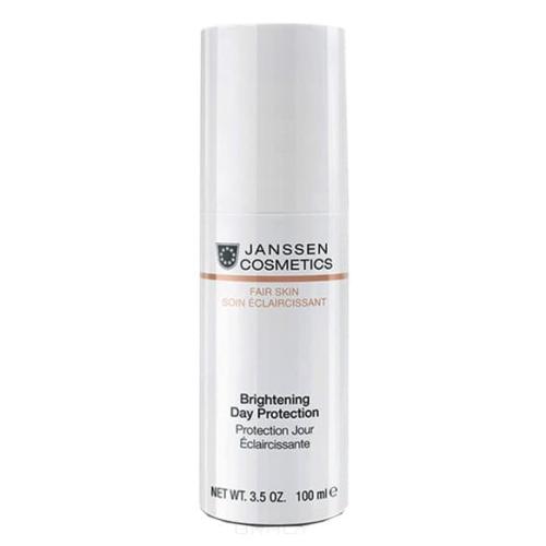 Janssen Крем Brightening Day Protection Осветляющий Дневной  SPF 20, 100 мл недорого