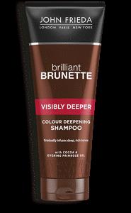John Frieda Шампунь для Создания Насыщенного Оттенка Темных Волос Brilliant Brunette, 250 мл