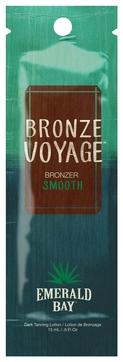 Emerald Bay Крем Bronze Voyage для Загара с Натуральным Бронзатором и ДГА Загорелой Кожи, 15 мл