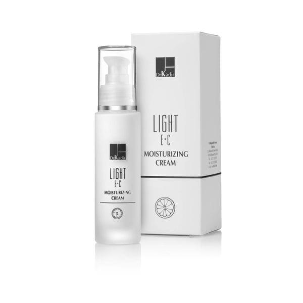 Dr.Kadir Крем Увлажняющий c Витаминами Е+С - Light E+C Moisturizer Cream, 50 мл