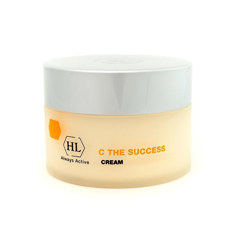 Holy Land Крем C The Success Cream Увлажняющий с Витамином С, 250 мл