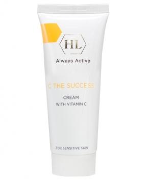 Holy Land Крем C The Success Cream Увлажняющий с Витамином С, 70 мл