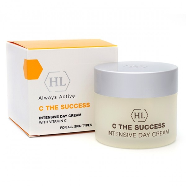 Holy Land Крем C The Success Intensive Day Cream With Vitamin C Интенсивный Дневной, 50 мл