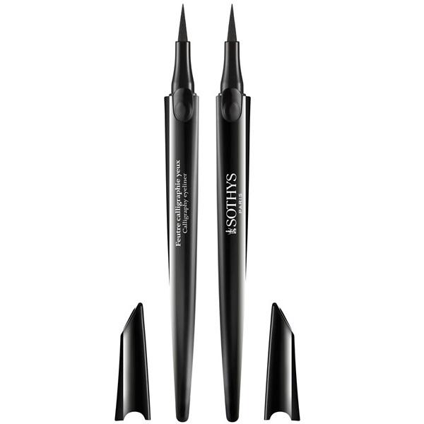Sothys Подводка Calligraphy Eyeliner 30- Noir Essentiel Каллиграфическая Стойкая для Глаз Цвет 30 черный