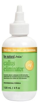 Be Natural Средство для Удаления Натоптышей Callus Eliminator, 120г цены онлайн