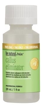 Be Natural Средство для Удаления Натоптышей Callus Eliminator, 30 мл цены онлайн