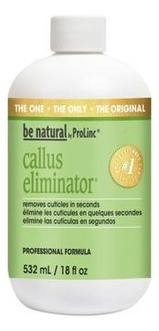 Be Natural Средство для Удаления Натоптышей Callus Eliminator, 540г цены онлайн