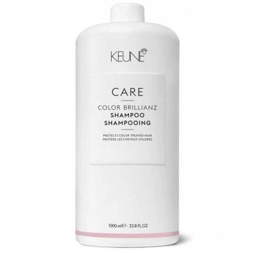 Keune Шампунь Care Color Brillianz Shampoo Яркость Цвета, 1000 мл kapous шампунь уход color care для окрашенных волос 1000 мл