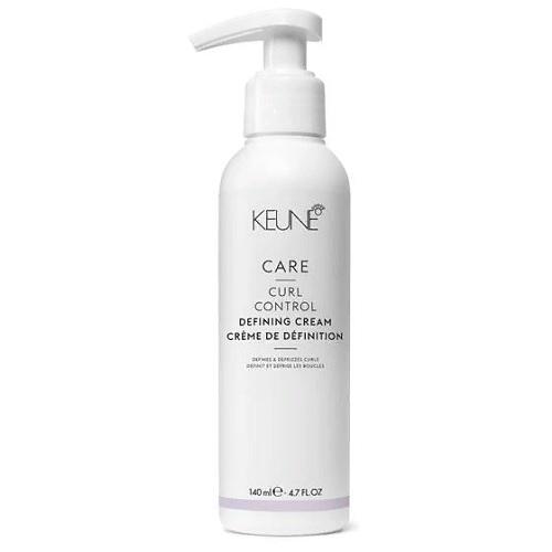 Keune Крем Care Curl Control Defining Cream Уход за локонами, 140 мл chi luxury black seed oil curl defining cream gel