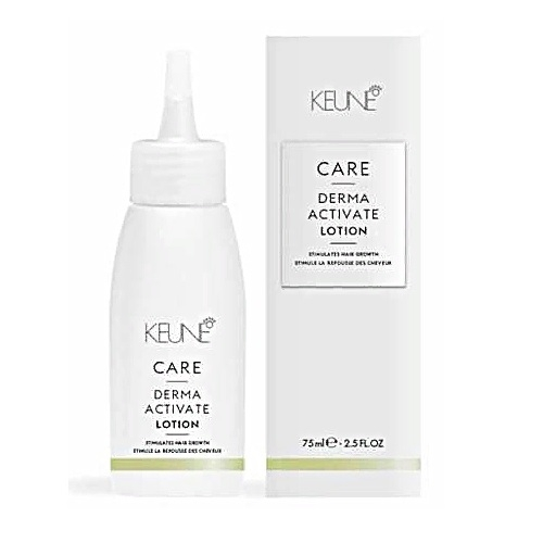 Keune Лосьон Care Derma Activate Lotion против Выпадения Волос, 75 мл витамины от выпадения волос недорогие и эффективные