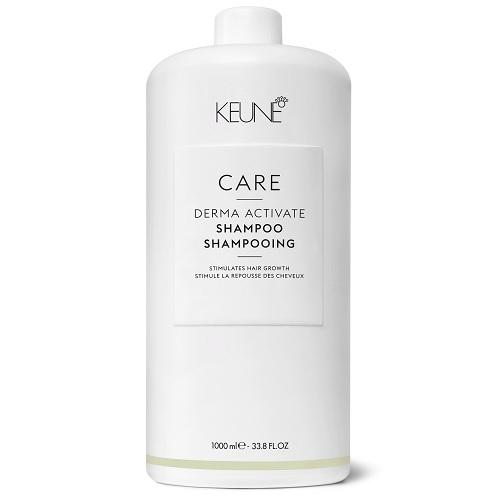Keune Шампунь Care Derma Activate Shampoo против Выпадения Волос, 1000 мл ducray неоптид лосьон от выпадения волос для мужчин 100 мл