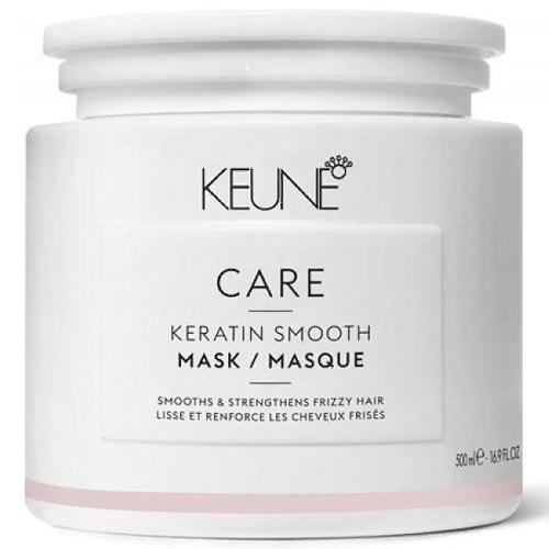 Keune Маска Care Keratin Smooth Mask Кератиновый Комплекс, 500 мл