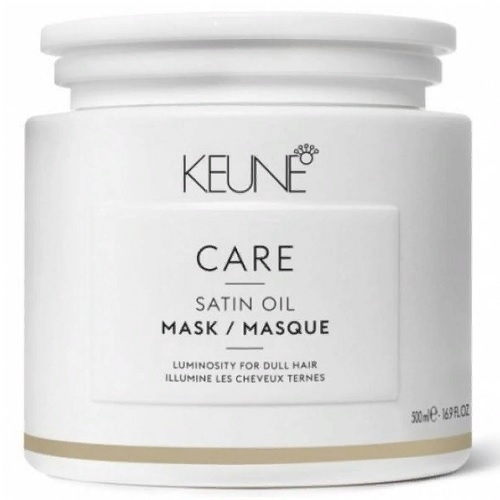 Keune Маска Care Satin Oil Mask Шелковый Уход, 500 мл