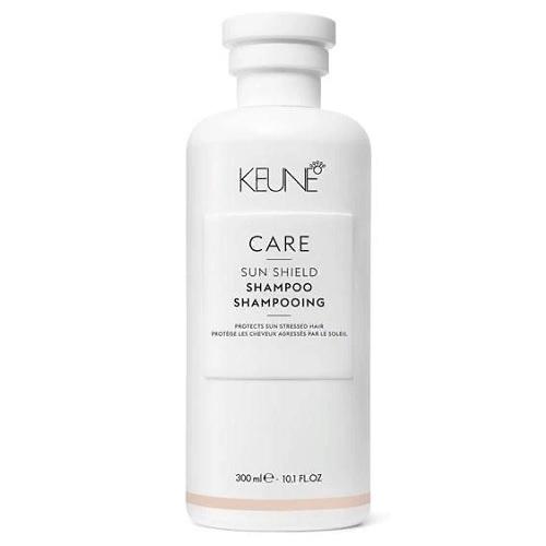 Keune Шампунь Care Sun Shield Shampoo Солнечная Линия, 300 мл солнечная панель кемпинговая woodland sun house 100w 71419 серый синий