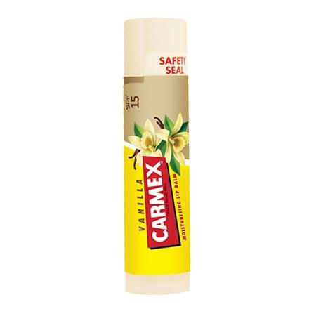 Carmex Бальзам для Губ Carmex Ваниль (стик),  4,25гр мятный бальзам для губ carmex