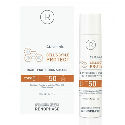 Renophase Крем Cell's Cycle Protect Sun Protection Солнцезащитный, 100 мл медискрин крем солнцезащитный 85 цена