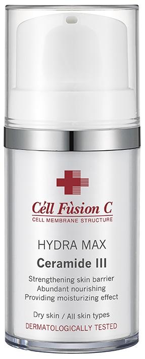 Cell Fusion C Крем Ceramide III Эмульсионный Восстанавливющий с Церамидами, 50 мл
