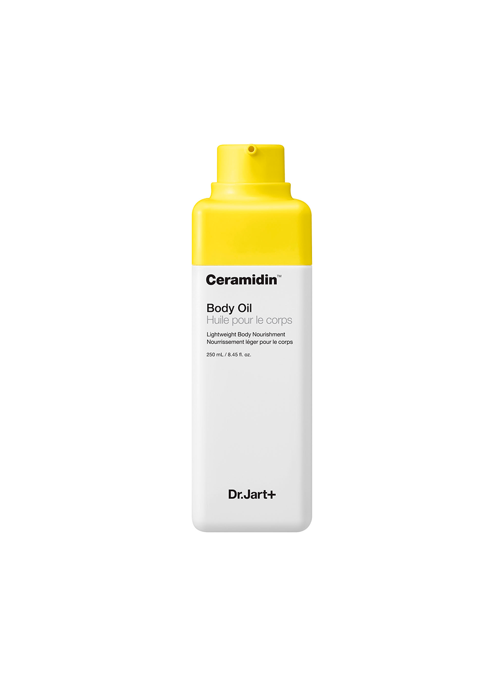 Dr.Jart+ Масло для Тела Ceramidin Body Oil, 250 мл dr jart ceramidin лосьон для тела ceramidin лосьон для тела