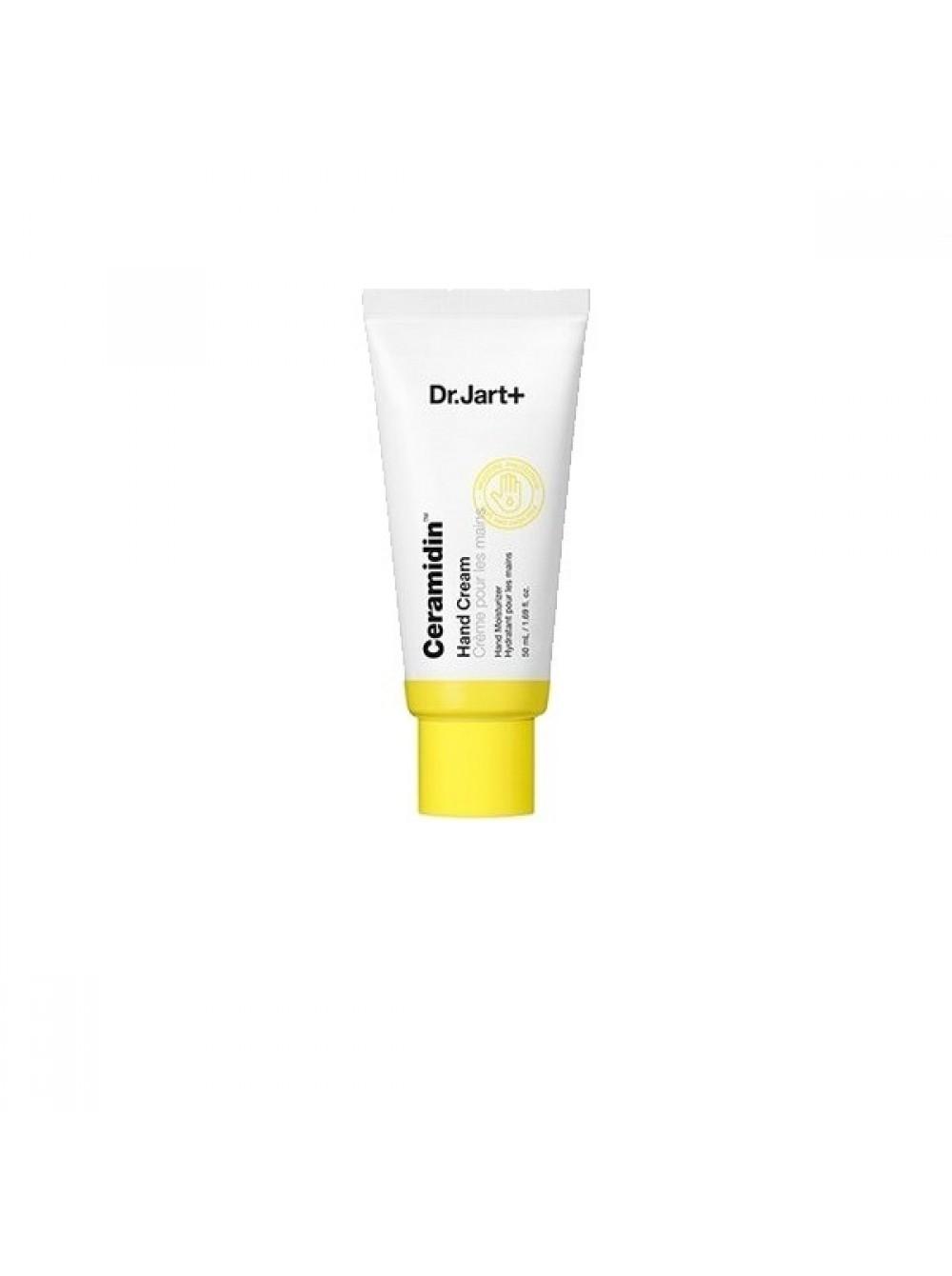 Dr.Jart+ Крем для Рук Ceramidin Hand Cream, 50 мл neutrogena крем для рук антивозрастной age shield hand cream 50 мл