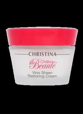 Christina Крем Chateau de Beaute Vino Sheen Restoring Cream Восстанавливающий Великолепие, 50 мл все цены
