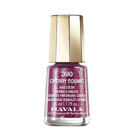 Mavala Лак Cherry Cosmic 9091390 для Ногтей, 5 мл mavala mini color лак для ногтей 13 riyadh