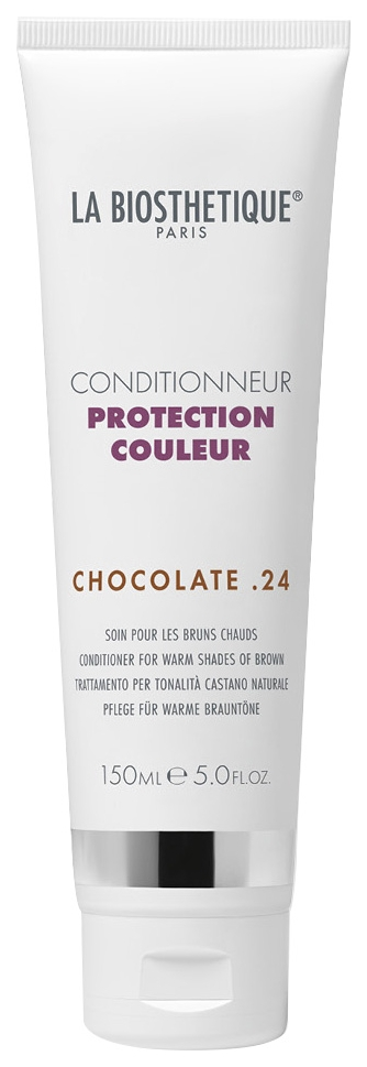 La Biosthetique Кондиционер для окрашенных волос Chocolate 24, 150 мл la biosthetique тонирующий бальзам для окрашенных волос conditrioner protection couleur 150 мл 4 оттенка 150 мл crystal 07