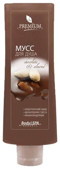PREMIUM Мусс Chocolate&Almond для Душа, 200 мл
