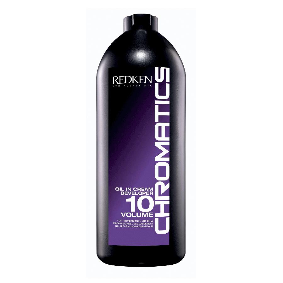 REDKEN Проявитель Chromatics крем-масло 10 Vol [3%] Хроматикс, 1000 мл