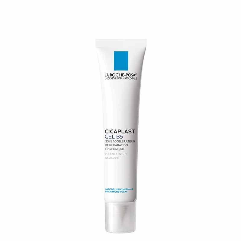 La Roche Posay Гель Cicaplast Gel B5 Цикапласт, 40 мл средство для кожи la roche posay cicaplast gel b5 40 мл восстан и заживл для раздраженной кожи