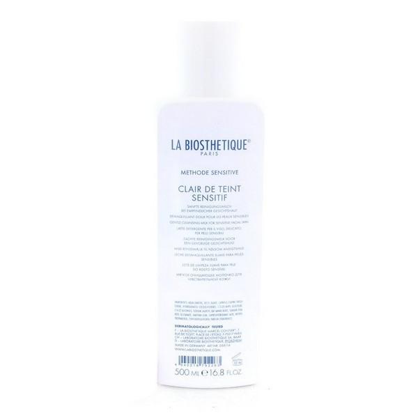 La Biosthetique Молочко Clair de Teint Sensitif Мягкое Очищающее для Чувствительной Кожи, 500 мл