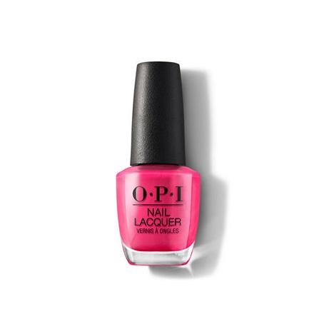 OPI Лак Classic NLE44 Pink Flamenco для Ногтей, 15 мл opi лак classic nls95 pink ing of you для ногтей 15 мл