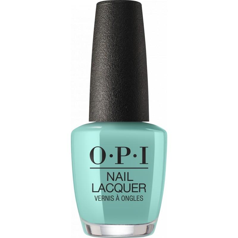 OPI Лак Classic NLM84 Verde Nice to Meet You для Ногтей, 15 мл лак для ногтей nail lacquer 15мл verde nice to meet you