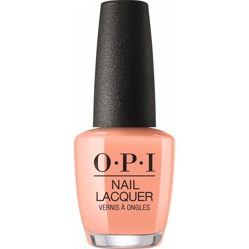 OPI Лак Classic NLM88 Coral ing Your Spirit Animal для Ногтей, 15 мл opi лак classic nls95 pink ing of you для ногтей 15 мл