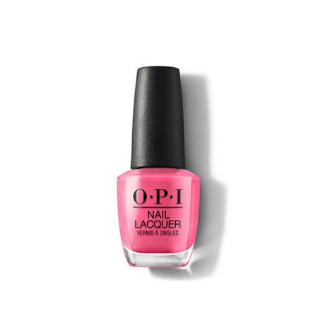 OPI Лак Classic NLN36 Hotter Than You Pink для Ногтей, 15 мл opi лак classic nls95 pink ing of you для ногтей 15 мл