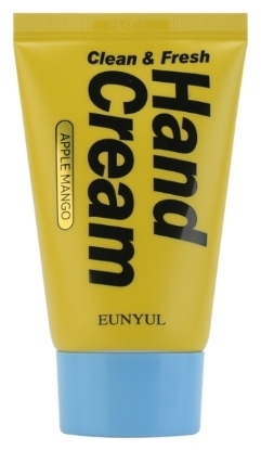 Eunyul Крем для Рук с Манго Clean & Fresh Apple Mango Hand Cream, 50г