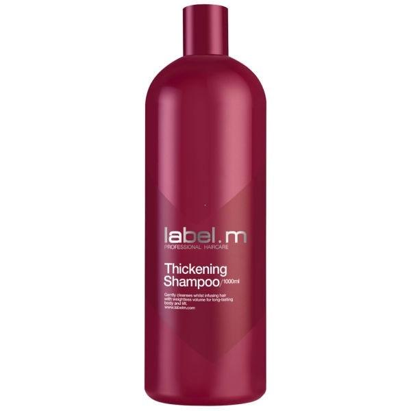Label.m Шампунь Cleanse Thickening Shampoo для Объёма, 1000 мл label m шампунь cleanse colour stay shampoo защита цвета 1000 мл