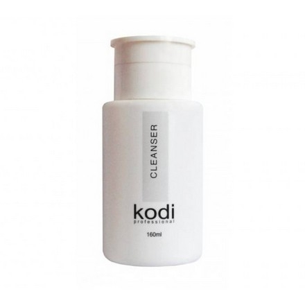 Kodi Professional Жидкость Cleanser для Снятия Липкости, 160 мл