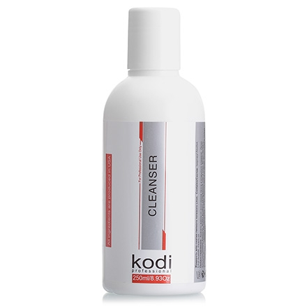 Kodi Professional Жидкость Cleanser для Снятия Липкости, 250 мл