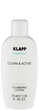 Klapp Молочко Cleansing Lotion Очищающее, 75 мл