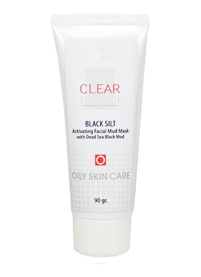 донцова д черная жемчужина раздора Anna Lotan Маска Clear Black Silt Activating Mask Черная жемчужина, 90 мл