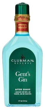 Clubman Лосьон Clubman After Shave Gent Gin после Бритья, 177 мл clubman лосьон clubman after shave brandy spice после бритья 50 мл