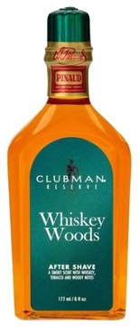 Clubman Лосьон Clubman After Shave Whiskey Woods после Бритья, 177 мл clubman лосьон clubman after shave brandy spice после бритья 50 мл